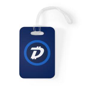 DigiByte Bag Tag