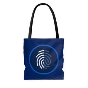 DigiByte/Digi-ID AOP Tote Bag
