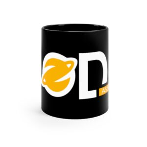 HODL Assets Black Mug