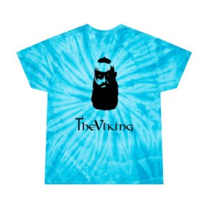 HODL Assets 'The Viking' Tie-Dye T-shirt