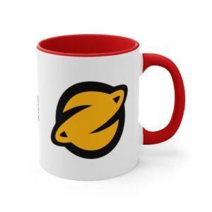 HODL Assets Accent Coffee Mug 11oz