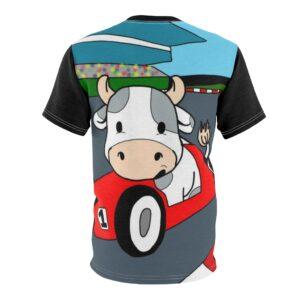 HODL Assets 'Mooove Over' NFT T-shirt